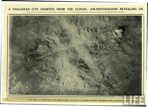 Aerial View of Ur 75
