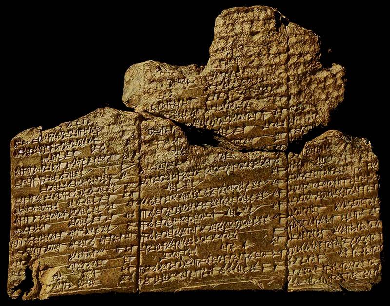 Sumerians writing and literature in aztec